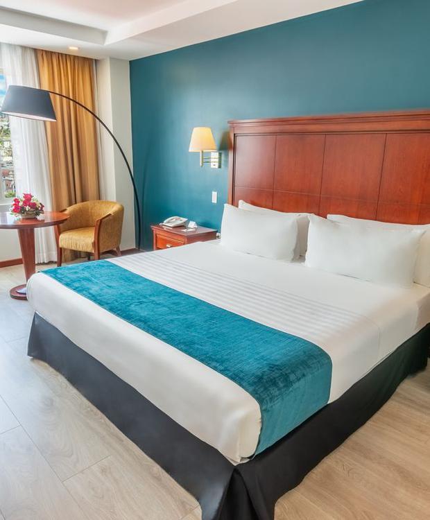 Junior Suite Sonesta Hotel Loja Loja