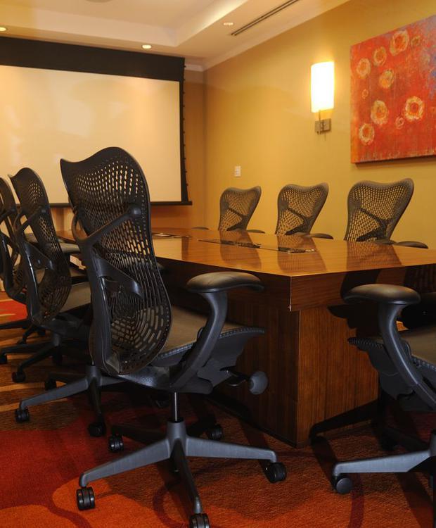 Sala de juntas Hotel Hilton Garden Inn Panamá Ciudad de Panamá