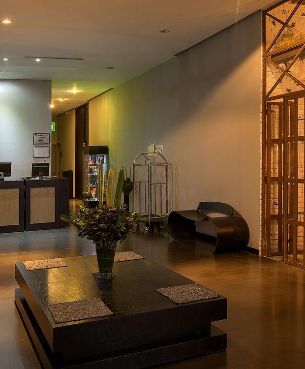 Rest Hotel GHL Collection 93 Bogotá