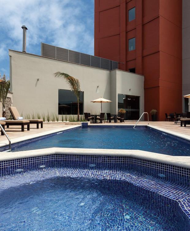 Piscina LQ Hotel Tegucigalpa Tegucigalpa