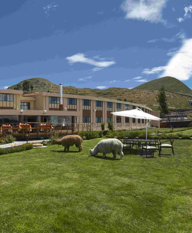28 Sonesta Hotel Posadas del Inca Puno Puno