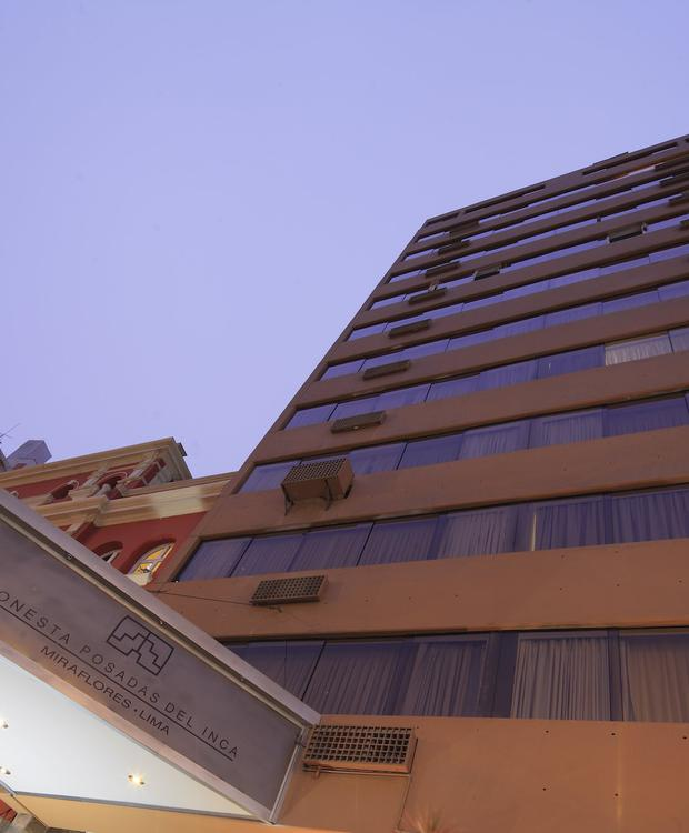Sonesta Hotel Posadas Del Inca Miraflores Lima
