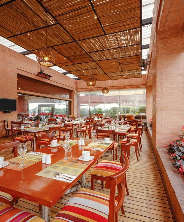 Restaurante La Chimenea Sheraton Bogotá Hotel Sheraton Bogotá Hotel Bogotá