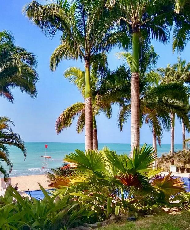 Exteriores GHL Relax Hotel Makana Resort Tonsupa