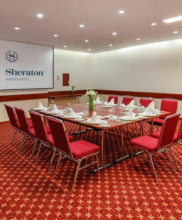 Salas de Eventos Sheraton Bogotá Hotel Sheraton Bogotá Hotel Bogotá