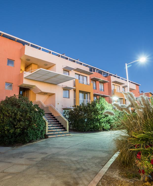 Exteriores Hotel Geotel Calama Calama