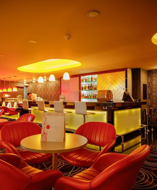 Hashi Sushi Bar Sheraton Bogotá Hotel Sheraton Bogotá Hotel Bogotá