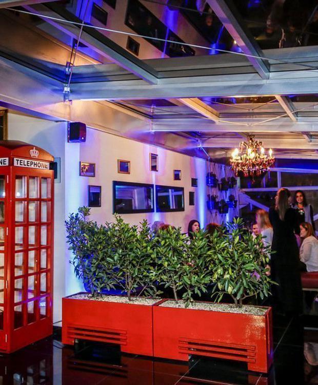 Bar Hotel GHL Collection 93 Bogotá