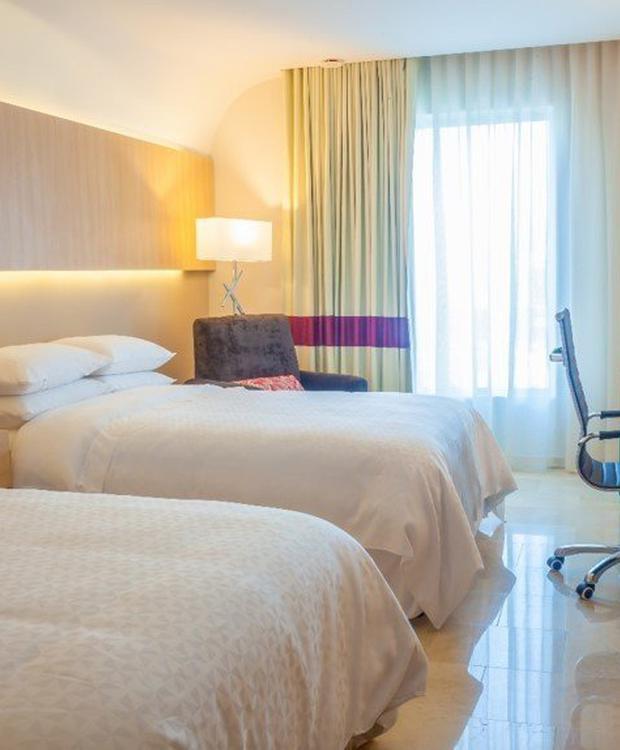 Habitación Twin Hotel Four Points By Sheraton Barranquilla Barranquilla