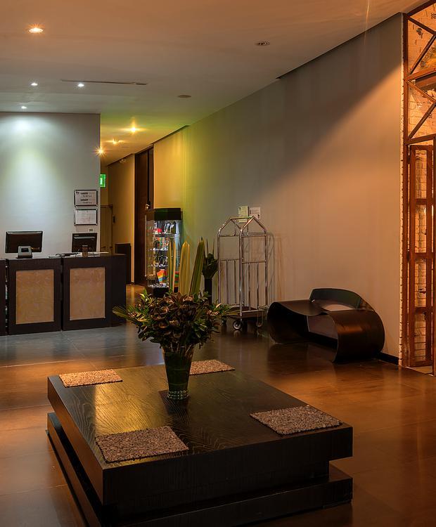 Home Hotel GHL Collection 93 Bogotá
