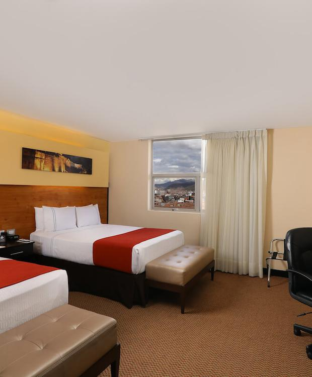 Habitación Sonesta Hotel Cusco Cusco