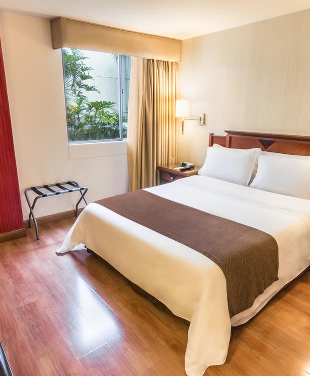Habitación Estándar King Hotel GHL Abadía Plaza Pereira
