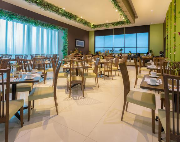 Restaurante Sky Forest GHL Collection Barranquilla Hotel Barranquilla