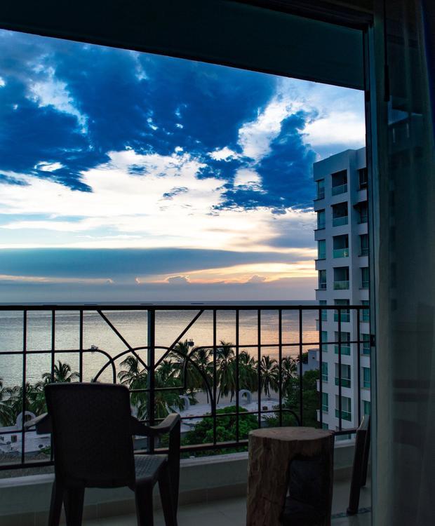 Vista hotel GHL Hotel Relax Costa Azul Santa Marta