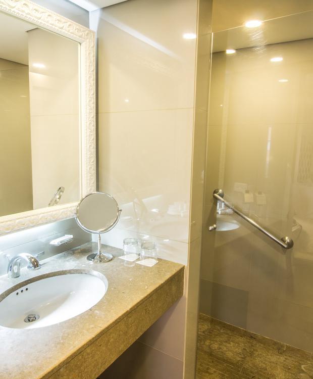 Baño Estándar GHL Hotel Hamilton Hotel GHL Collection Hamilton Bogotá