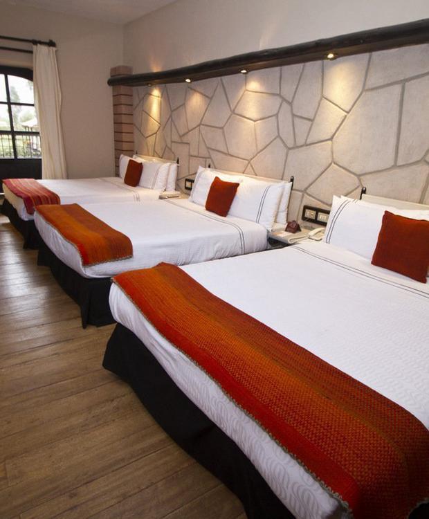 Habitación Triple Sonesta Hotel Posadas del Inca Yucay Yucay, Perú