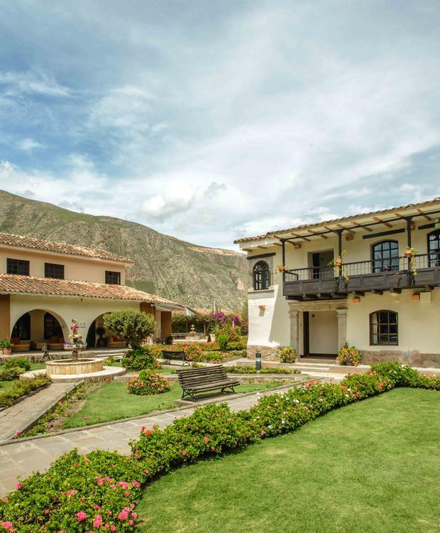 Paisaje Sonesta Hotel Posadas del Inca Yucay Yucay, Perú
