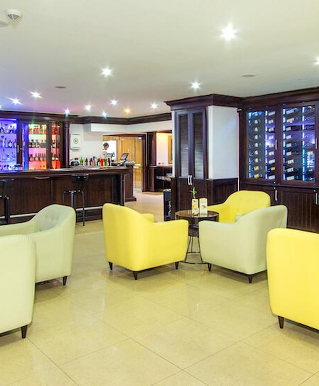 Bar Hotel Tequendama Bogotá