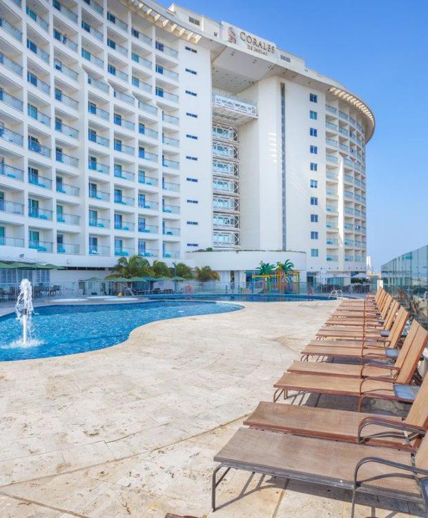 Piscinas GHL Hotel Relax Corales de Indias Cartagena de Indias
