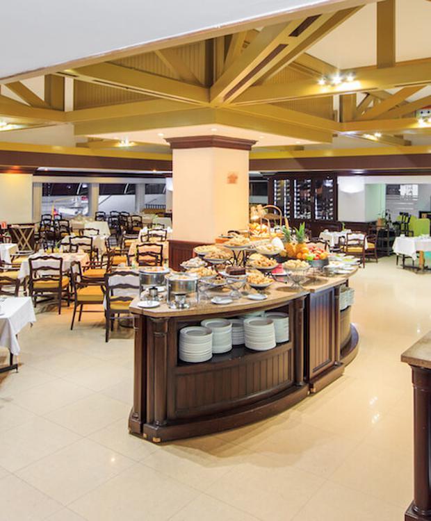 Desayuno buffet Hotel Tequendama Bogotá