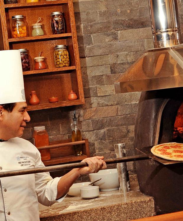 Pizzeria Sonesta Hotel Cusco Cusco