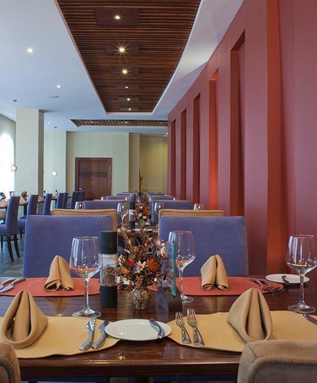 Restaurante Hotel Howard Johnson Loja Loja