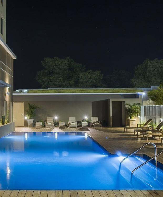 Piscina Hotel Hyatt Place Managua Managua