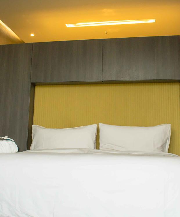 Habitación Bioxury Hotel Bogotá