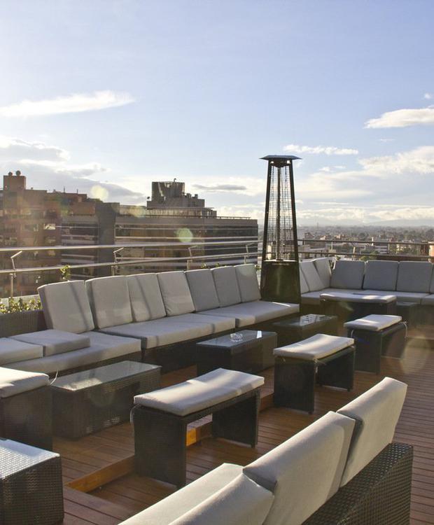 Bar Chelsea Bioxury Hotel Bogotá