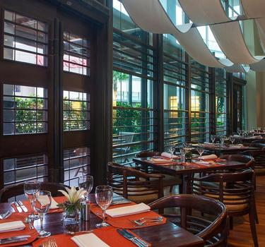 Restaurante cook's sheraton guayaquil hotel
