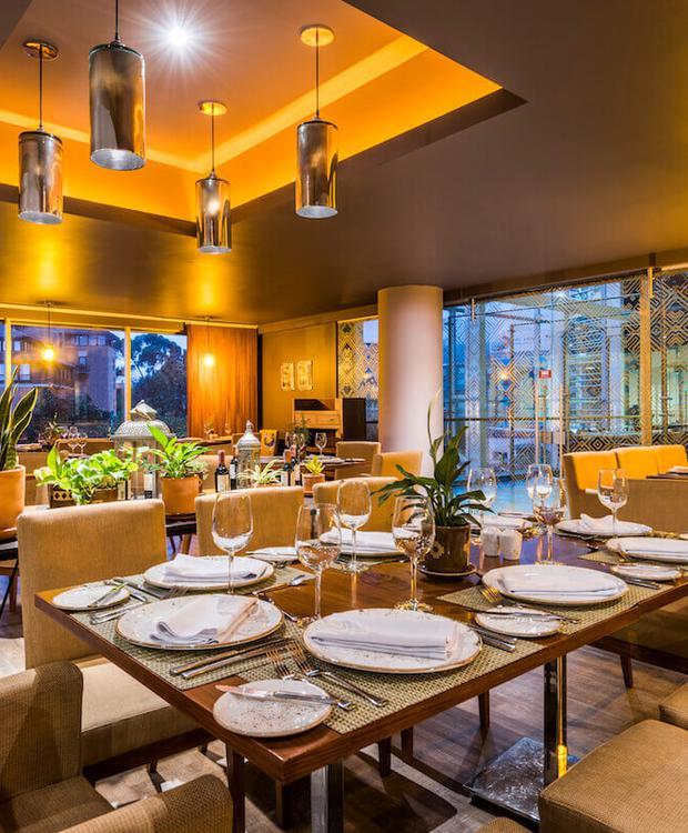 Restaurante Sonesta Hotel Bogotá Bogotá