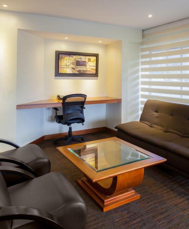 Sala Suite Hotel Four Points By Sheraton Medellín Medellín
