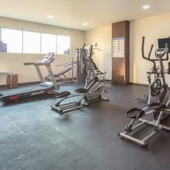 GIMNASIO GHL Collection Barranquilla Hotel Barranquilla