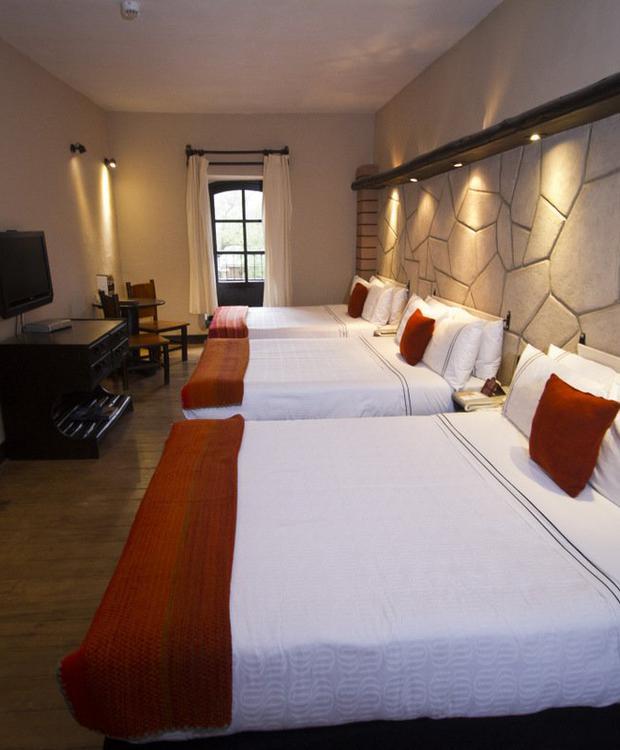 Habitación doble Sonesta Hotel Posadas del Inca Yucay Yucay, Perú