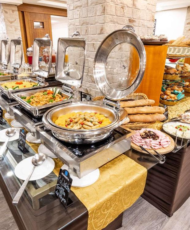 Desayuno Sonesta Hotel Loja Loja