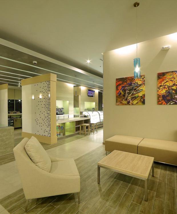 Lobby Hotel Hyatt Place Tegucigalpa Tegucigalpa
