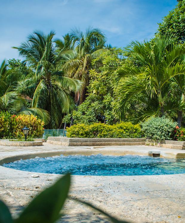 Zonas húmedas GHL Hotel Relax Costa Azul Santa Marta