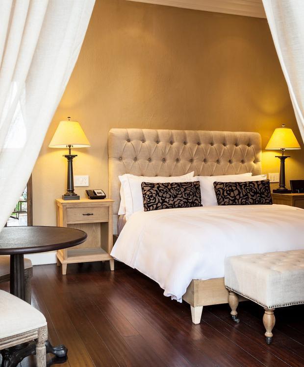 Habitación Bastión Deluxe del Bastión Luxury Hotel Bastión Luxury Hotel Cartagena de Indias