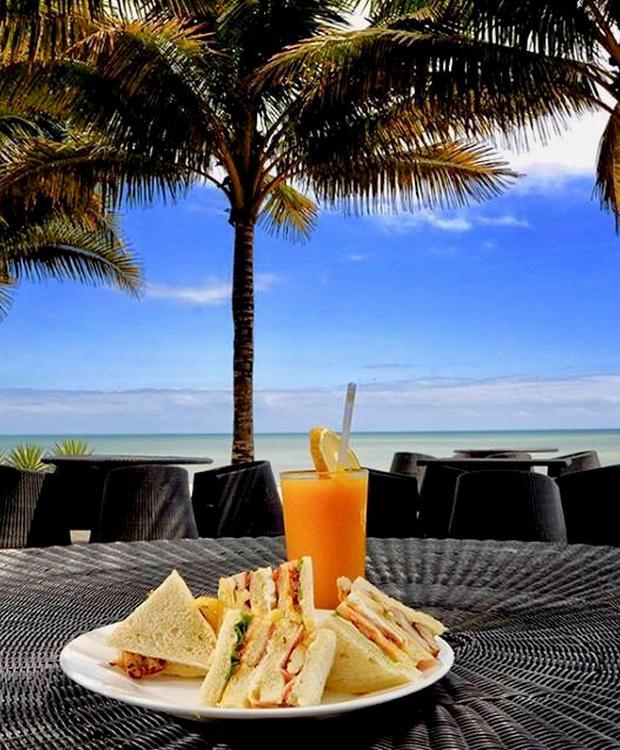Restaurante GHL Relax Hotel Makana Resort Tonsupa