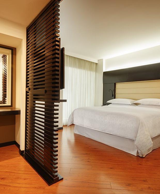 Habitación Sheraton Bogotá Hotel Bogotá