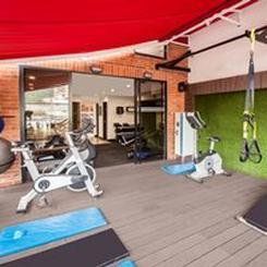 GIMNASIO Hotel Four Points By Sheraton Cali Cali