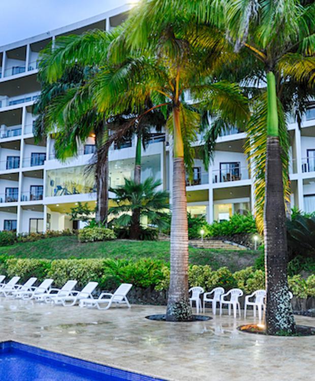 Fachada GHL Relax Hotel Makana Resort Tonsupa