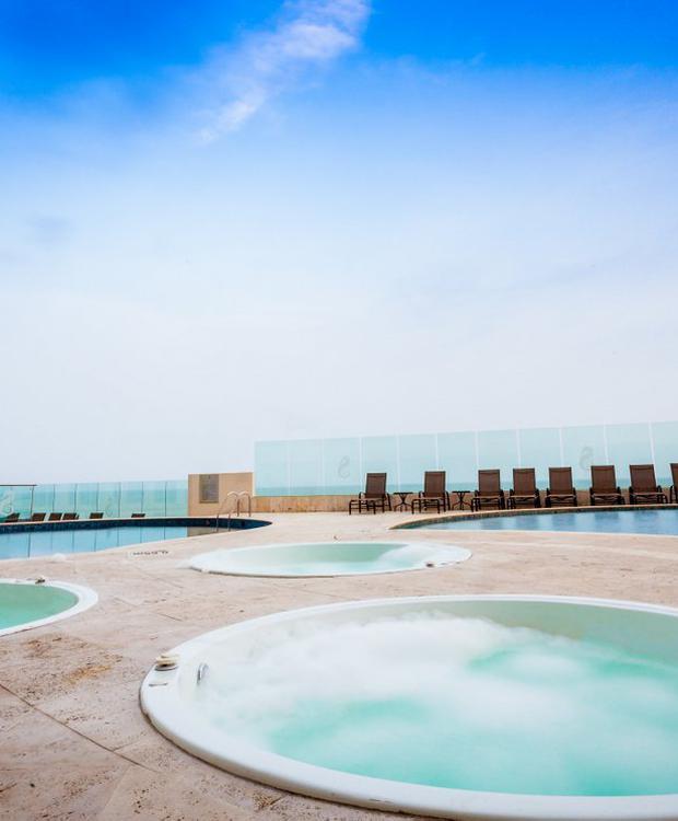 Jacuzzi GHL Hotel Relax Corales de Indias Cartagena de Indias