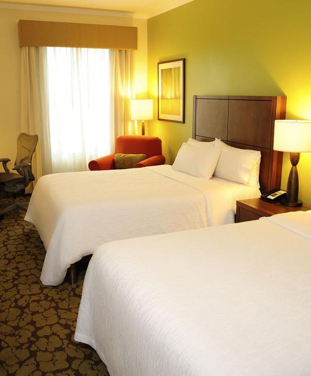 Habitación doble Hotel Hilton Garden Inn Panamá Ciudad de Panamá