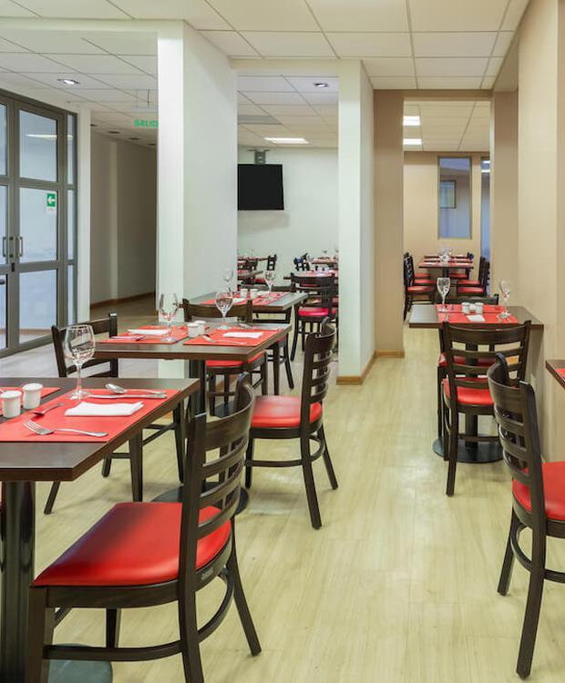 Restaurante Hotel Geotel Calama Calama