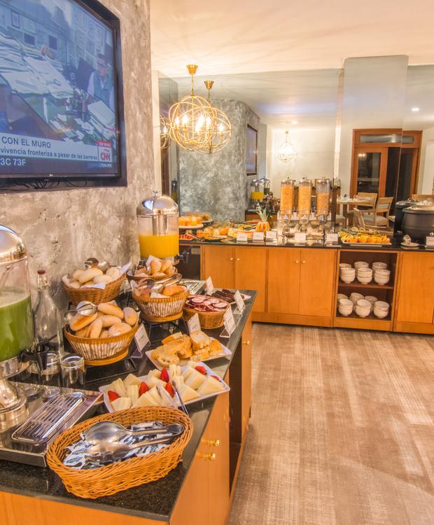 Restaurante Cook´s Hotel GHL Collection Hamilton Bogotá