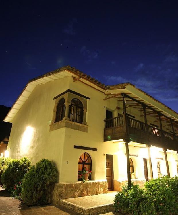 Fachada Yucay Sonesta Hotel Posadas del Inca Yucay Yucay, Perú