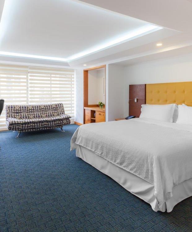 Habitación Junior Suite Hotel Four Points By Sheraton Medellín Medellín