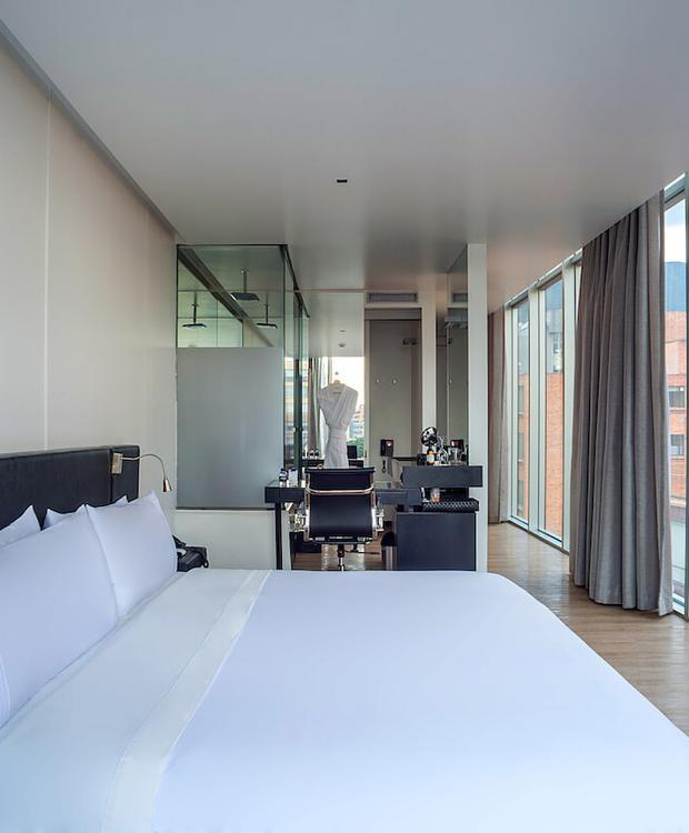 Habitación Hotel GHL Collection 93 Bogotá