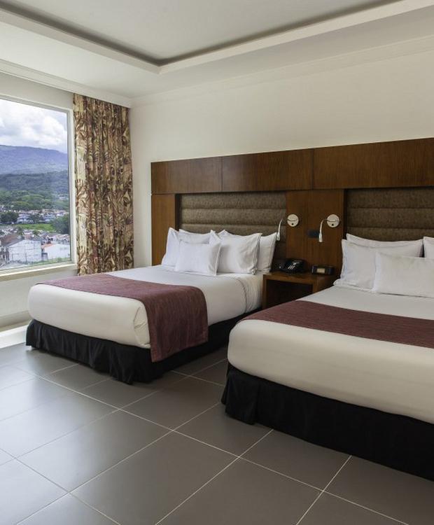 Habitación Twin GHL Hotel Grand Villavicencio Villavicencio